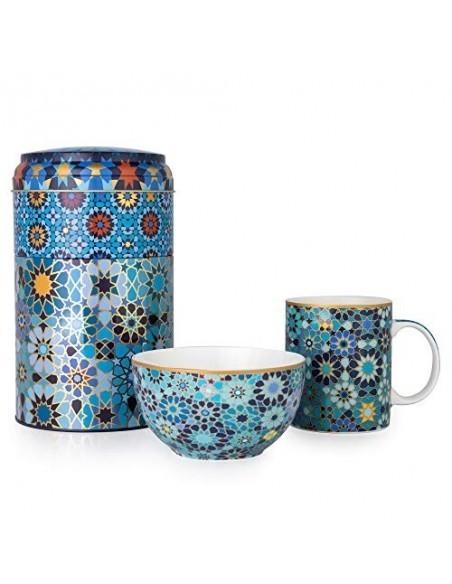 Tazas, vajillas  y juegos de porcelana de diseño