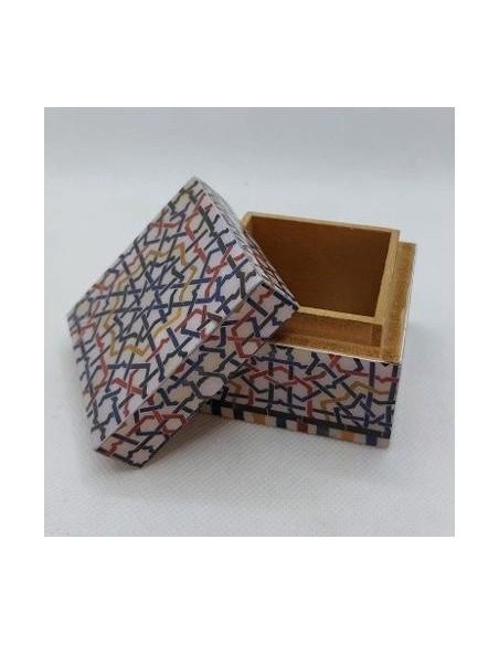 Cajas Taracea Mosaicos Alhambra